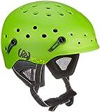 K2 Ski Herren Skihelm ROUTE green S (51-55 cm) 1044103.1.3.S Snowboard Snowboardhelm Kopfschutz Protektor