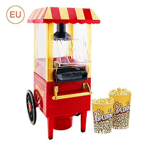 Globalqi-Jia Popcorn-Maschinen-Wagen-elektrische klassische Popcorn-Automaten-Auto-Form elektrische Popcorn-Vorrichtung