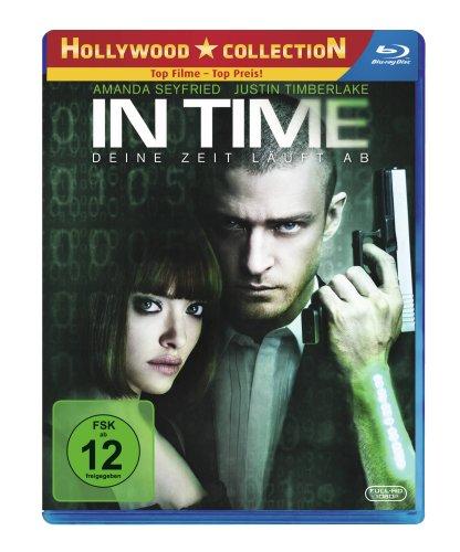 Twentieth Century Fox Home Entert. In Time - Deine Zeit läuft ab [Blu-ray]