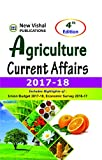 Agriculture Current Affairs 2017-18