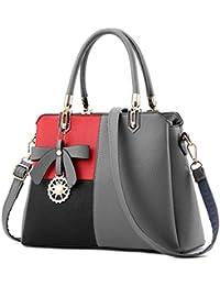 Donne borsette Bow-Knot decorazione casual donna Borse in pelle borsetta  designer qualità Lady borse d3074d61b94