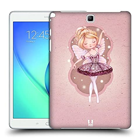 Head Case Designs Sugar Plum Fairy The Nutcracker Hard Back Case for Samsung Galaxy Tab A 9.7