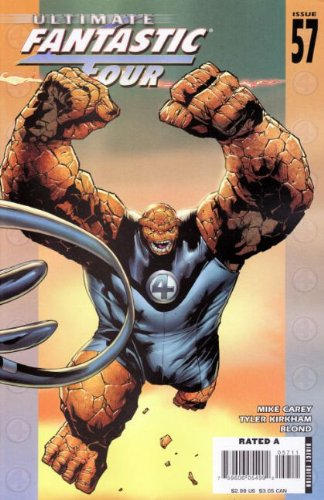 Ultimate Fantastic Four #57A