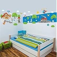 suchergebnis auf f r tapete kinderzimmer jungen. Black Bedroom Furniture Sets. Home Design Ideas