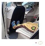 Malloom® Auto Sitz für Sitz Auto Backseat Tasche Kinder Tritten schlamm Teppich sauber