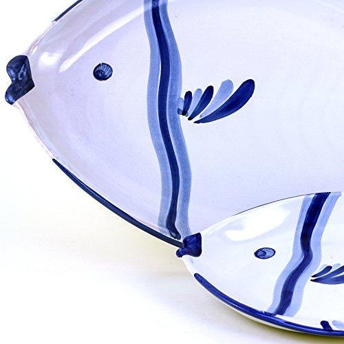 Zoom IMG-1 servizio di piatti da pesce