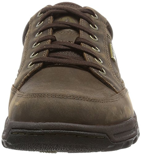 Rockport Trail Technique Waterproof, Oxford Homme Marron (Dark Brown)