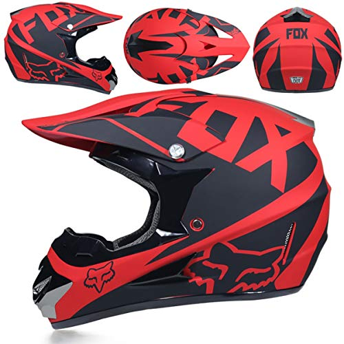 BLLJQ Moto Trial Casco Gaming Helmets with Breathable