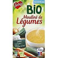 Liebig - Bio Mouliné de légumes bio La brique de 1L - Prix Unitaire - Livraison Gratuit Sous 3 Jours