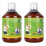 Silicium G5 Siliplant Supplement 2er-Pack 2 x 500ml: hoch konzentriertes