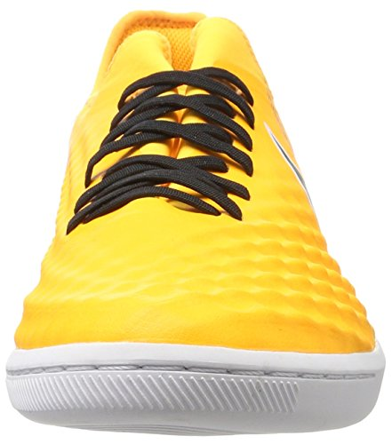 Nike Magistax Finale Ii Ic, Chaussures de Football Homme Orange (Laser Orange/black-white-volt)