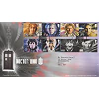 2013 DOCTOR WHO ROYAL MAIL TALLENTS HOUSE EDINBURGH FIRST DAY COVER