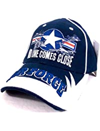 Casquette Brodee Militaire Americain US Air Force Cap Hat NEUF