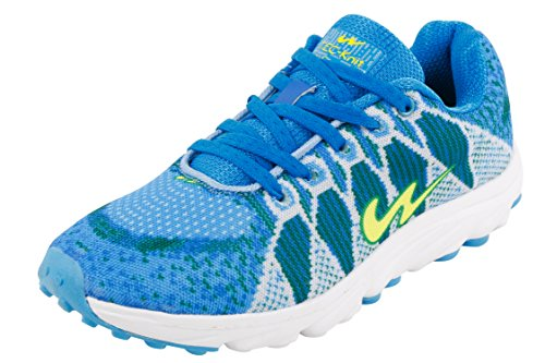 Action Campus Women's Sky Green Colour Lavish Synthetic and Nylon Mesh Sports Shoes