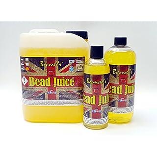 Bouncer's Bead Juice Exterior Nano Tech Spray Sealant - Easy to Use Spray on Rinse off Sealnt, High Durability, Beading and Sheeting (1000ml)