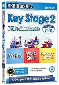 BRAINtastic Key Stage 2 Value Bundle (PC/Mac)
