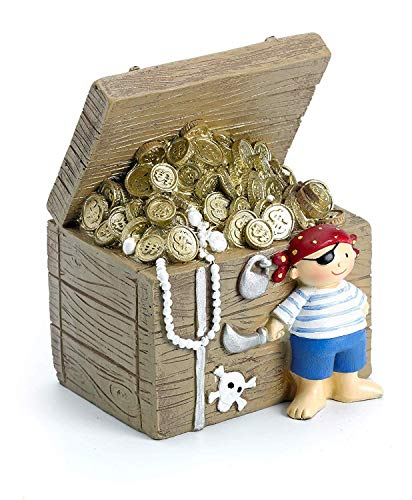 Mousehouse Gifts - Hucha infantil temática pirata