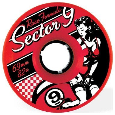 longboard-rader-sector-9-69-mm-82a-race-red-os-wheels