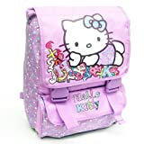 Hello Kitty Zaino Basic, Colore Purple