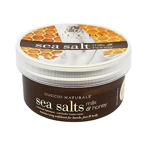 Cuccio Naturalé - Exfoliant Hydratant sels de la Mer pour le corps , mains et pieds 553g