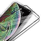 UNBREAKcable Panzerglas Schutzfolie für iPhone 11 Pro Max/XS Max - 2.5D Doppelter Härte Displayschutz für das Display des iPhone 11 Pro Max/XS Max 6.5 Zoll - [Blasenfrei, Bruchsicher], 1 Stück