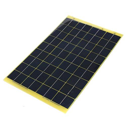 ILS - 10W 12V Epoxi panel de poli resina con diodo para la carga de la batería de 12V (precio: €)