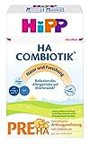 Hipp Pre HA Combiotik Milchnahrung, 1er Pack (1 x 500g)