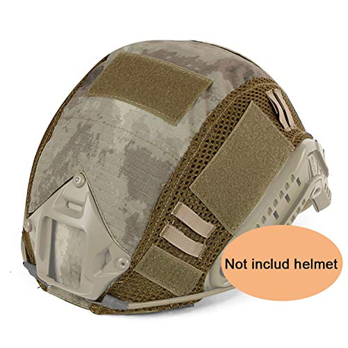 ATAIRSOFT Airsoft Tactical Helmet Cover PJ/BJ / MH