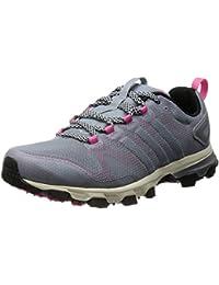 adidas Damen Response Trail 21 Sneaker Dunkelviolett
