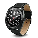 LENCISE New Smart Watch Business Bluetooth Smartwatch Fitness Tracker HD Screen Wearable Devices with Pedometer Sleep Monitor