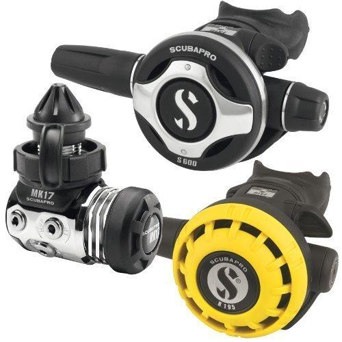 SCUBAPRO - Atemregler-Set MK17 DIN300 S600 mit R195