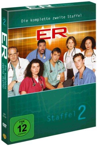 ER - Emergency Room, Staffel 02 [7 DVDs] - 2