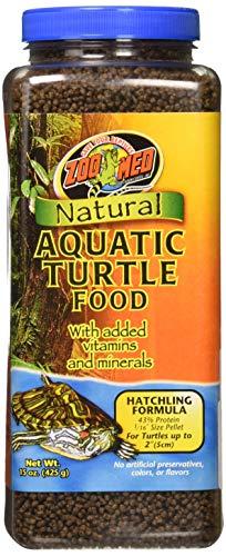Zoomed Food Natural Aquatic Turtle Micro Pellet - 1 gr