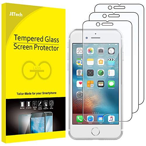 JETech Protector de Pantalla para iPhone 6, iPhone 6s,...