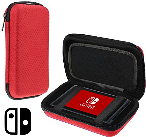 Navitech housse tui de transport anti chocs pour for Housse nintendo switch