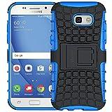 ykooe Handys Schutzhülle Ständer für Samsung Galaxy A5 (2017) Hülle [5.2 Zoll]