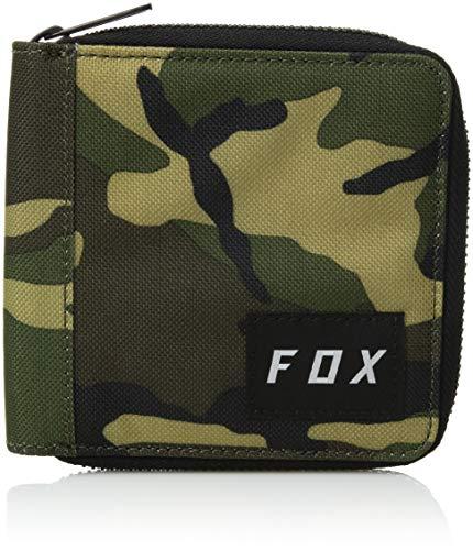 Fox Herren MACHINIST WALLET Zweifalten-Geldbörse, camouflage, NS