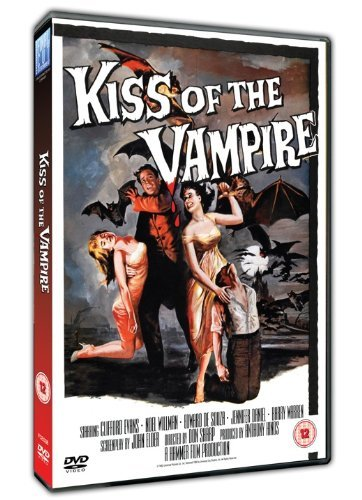 Bild von Kiss of the Vampire (1963) DVD [UK Import]
