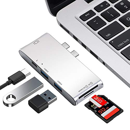 TW1000 Hub USB C 6-en-1