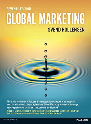 Global Marketing (English Edition) de [Hollensen, Svend]