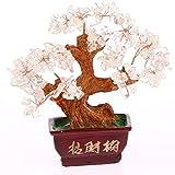 ARBRE TRADITIONNEL en CRYSTAL - Feng Shui - Protection et Energie...
