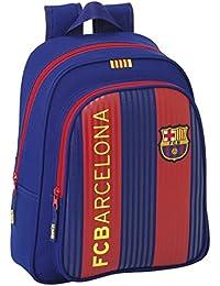 15e6c7fd8e830 Safta Mochila F.C. Barcelona 1ª Equip. 16 17 Oficial Mochila Infantil  280x100x340mm
