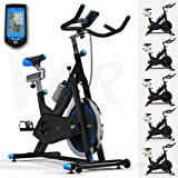 Best Fitness Spin Bikes - We R Sports RevXtreme Indoor Aerobic Exercise Bike Review