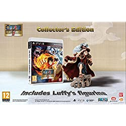 Edición Colección: One Piece Pirate Warriors 2, Playstation 3.