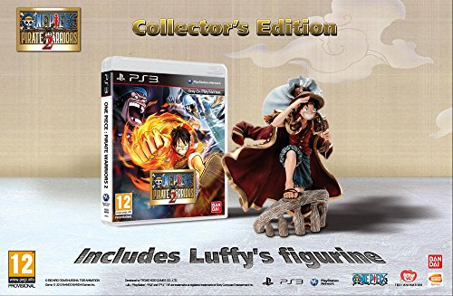 One Piece Pirate Warriors 2 - Collector's Edition (Exklusiv bei (Für Spiel Video Verkauf Kostüme)
