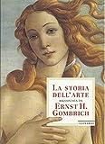 STORIA DELL'ARTE RACCONTATA DA ERNST H GOMBRICH 1995