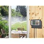 Gardena Bewässerungsventil 24 V: Automatische Bewässerungssteuerung, selbstreinigender Feinfilter, manuelles Öffnen…