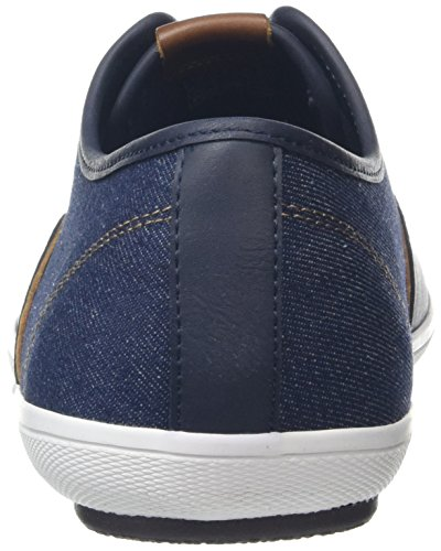 Aldo Abiradia, Baskets Basses Homme Bleu - Blue (Navy / 2)