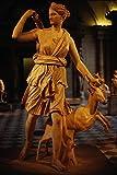608097 Artemis _Diana De Versailles_ Louvre Paris France A4