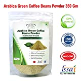 #1: Sinew Nutrition Arabica Green Coffee Beans Powder 350gm, Decaffeinated & Unroasted Arabica Coffee for Weight Management